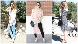 Spring Style Trend - Neutral Shoes