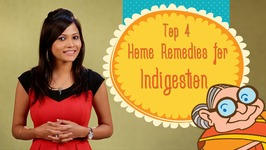 Heartburn And Indigestion - Top 4 Ayurvedic Home Remedies to Cure Acid Re-flux, Stomach Bloating