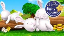 Sleeping Bunnies - Nursery Rhymes