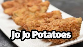 How To Make Jo Jo Potatoes