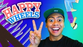 The Impossible Fall - Happy Wheels No.2