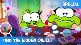 Find the Hidden Object Ep 28 - Om Nom Stories- Makeup Tutorial