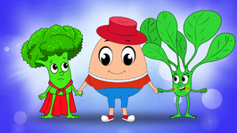 Humpty Dumpty  Children's Popular Nursery Rhymes