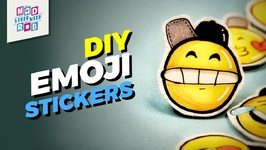 How To Make Emoji Stickers