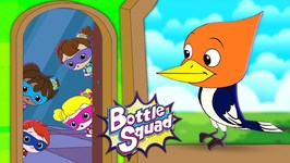 Knock Knock Who is There - Bottle Squad - Stories For Kids - Superhero Babies - Children Video