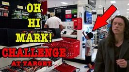 OH HI MARK CHALLENGE at TARGET