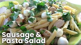 Sausage And Pasta Salad