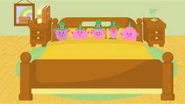 Leprechaun Song - Leprechauns Jumping On The Bed - St Patrick's Day Action Songs