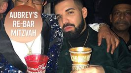 Inside Drake's Re-Bar Mitzvah Birthday Party