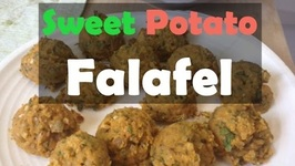 Sweet Potato Falafel - Simple Vegan Recipes