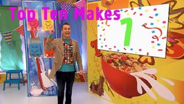 Top Ten Makes - Arty Party - Mister Maker