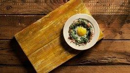 Egg Dosa - How To Make Egg Dosa - Dosa With A Twist
