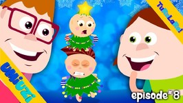 TuRuLaRa - Last Christmas - Merry Christmas - Funny Videos For Kids - Ep - 8