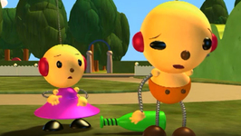 S01 E11 - Zowie Got Game/Hickety Ups/Chili's Cold - Rolie Polie Olie