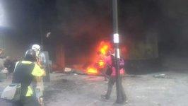 Venezuelan Supreme Court Building Set on Fire Following Pro-Maduro Decision