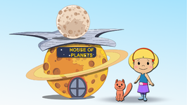 House of Planets  Learn about the Planets  Children Learning Songs and Original Songs for Kids