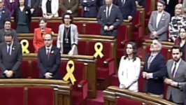 New Catalan Parliament Convenes in Barcelona Following Snap Election