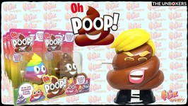 Oh Poop Candy Dispensers by Flix Candy