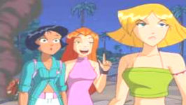 Totally Spies -Close Call