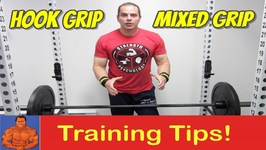 Overhand Grip Vs Mixed Grip Vs Hook Grip - The Pros And Cons Of Each