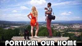 WHERE WE LIVE IN PORTUGAL - FAMILY VLOGGERS DAILY VLOG