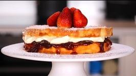 Victoria Sandwich Cake - Easy Sponge Cake Recipe