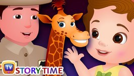 ChuChu and the Zookeeper - ChuChuTV Storytime Good Habits Bedtime Stories for Kids