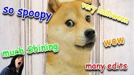 When Your Dog Belongs In The Shining - Spooky Halloween Dogs