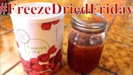 Freeze Dried Friday
