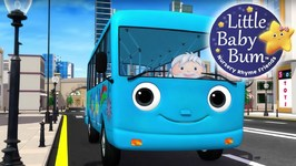 Wheels On The Bus - Part 15 - Nursery Rhymes - Original Version