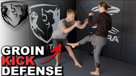 How to Defend Against a Groin Kick Or Knee