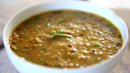 Bhaja Muger Dal Recipe - Popular Bengali Style Moong Dal Recipe - Masala Trails With Smita Deo