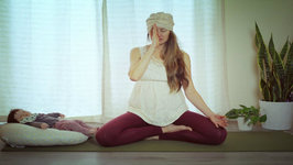 Left Nostril Breathing To RELAX -Kundalini Yoga