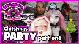 Monster High Original Doll Series Skull Academy s2 ep25