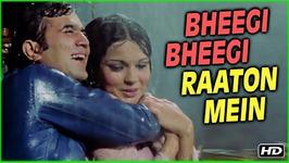 Bheegi Bheegi Raaton Mein (HD) - Ajanabee Songs - Kishore Kumar - Lata Mangeshkar - R. D. Burman Hit