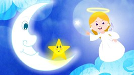 Twinkle Twinkle Little Star - Nursery Rhymes For Toddlers - Cartoons For Children