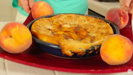 Easy Peach Cobbler - Classic Peach Cobbler, Perfect Every Time