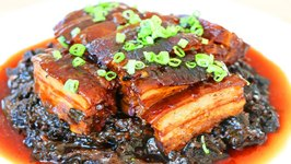Pork Belly With Preserved Mustard Greens - Happy Chinese New Year