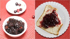 Multi-Purpose Cranberry Preserve Jam Sauce Chutney Or Pickle