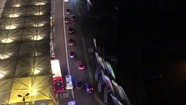 Police and Emergency Vehicles Respond to Alleged Acid Attack in Stratford