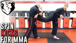 Karate Spinning Kicks for MMA And Kickboxing ft. FaZe Sensei
