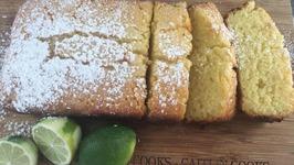 Key Lime Pie Poundcake