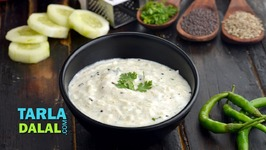 Cucumber Raita - Recipe In Hindi