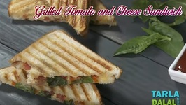 Grilled Tomato And Cheese Sandwich Recipe