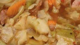 Soup/Home Made Cabbage Soup