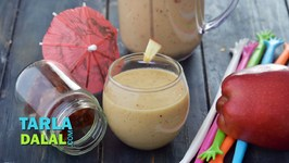Apple And Date Smoothie - Smoothie With Curds