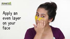 Turmeric Gives Skin A Natural Glow DIY Remedies
