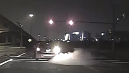 Intoxicated Driver Speeds Away, Drags Deputy With Him