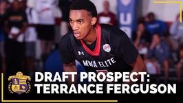 2017 NBA Draft Profile - Terrance Ferguson - Guard, 36ers