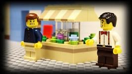 Lego Shopping Mall